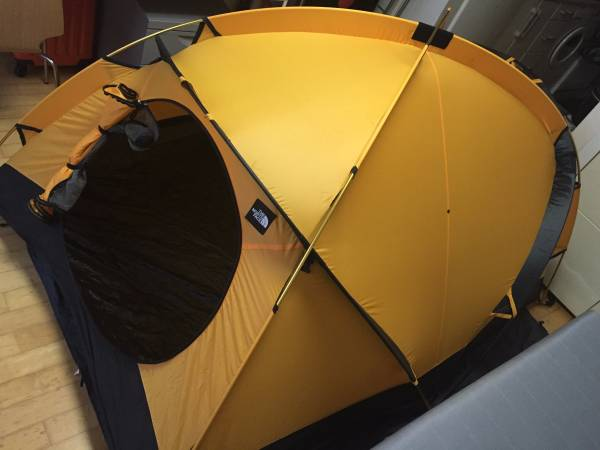 North Face Mountain 24 Tent 2 person/4 season backpacking c&ing - u20a9100000 (Suyu Station) & Koreaners